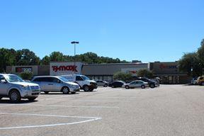 TJ Maxx Anchored Shopping Center in Vicksburg   Pemberton Plaza - Vicksburg