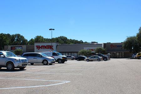 TJ Maxx Anchored Shopping Center in Vicksburg | Pemberton Plaza - Vicksburg