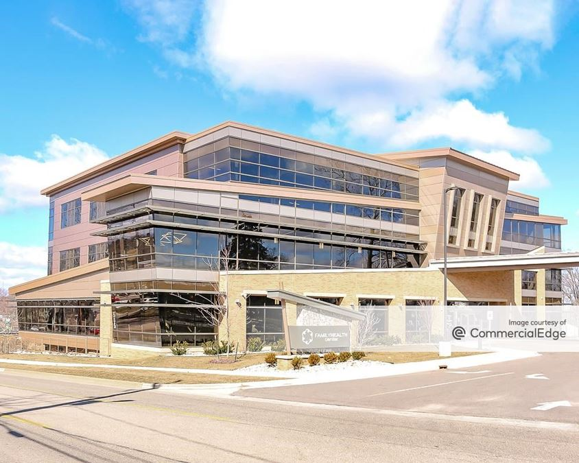Family Health Center - Alcott Street Campus