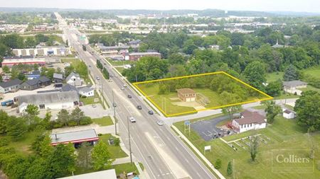 Land Opportunity off 3rd St — Bloomington - Bloomington