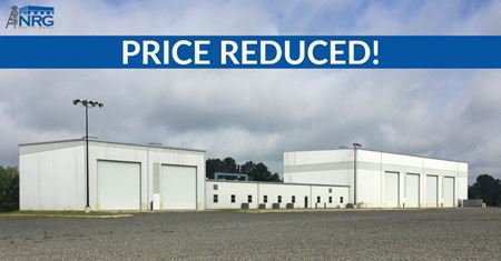 HUGE PRICE REDUCTION! Flagship Manufacturing Facility in Marshall, Texas - Marshall