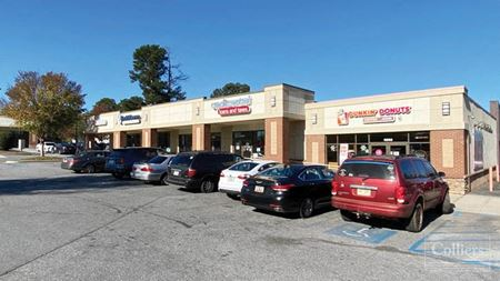 Retail Space for Lease in Pruitt Shopping Center | Anderson, SC - Anderson