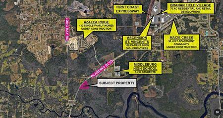 Development Opportunity on Blanding Blvd in Middleburg - Middleburg