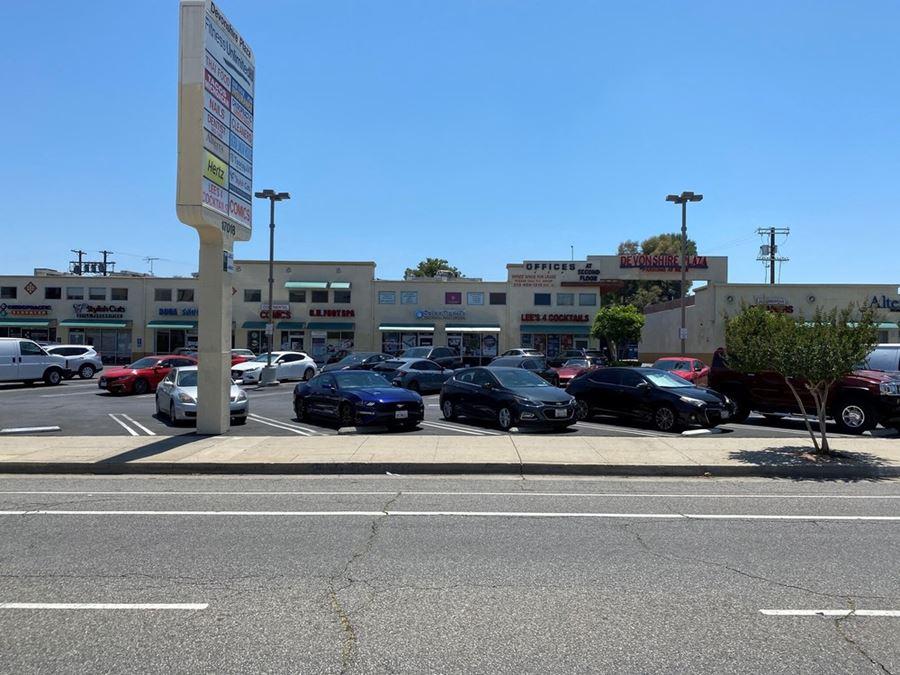 Devonshire Balboa Plaza