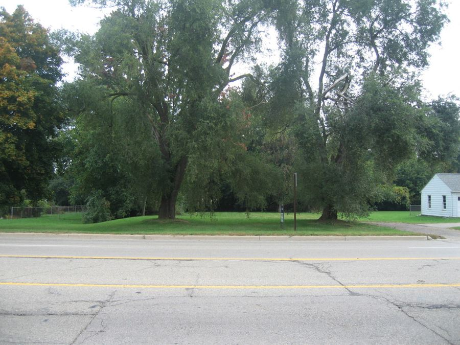 Ypsilanti Vacant Commercial Lot for Sale