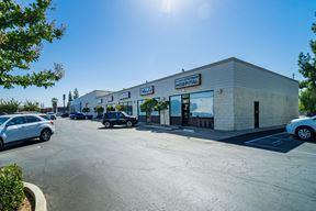 Grand Continental Shopping Center - Fresno