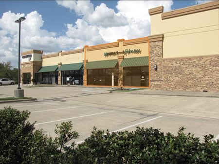 ±2,600 SF Retail Space   11907 FM 2154   College Station, TX - College Station