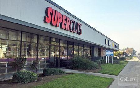 Shaw Maroa Shopping Center - Fresno