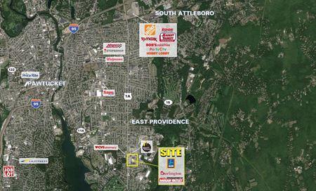 Gansett Shopping Center - East Providence