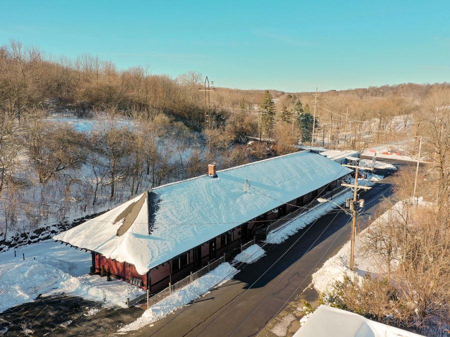 Railroad Retail/Office