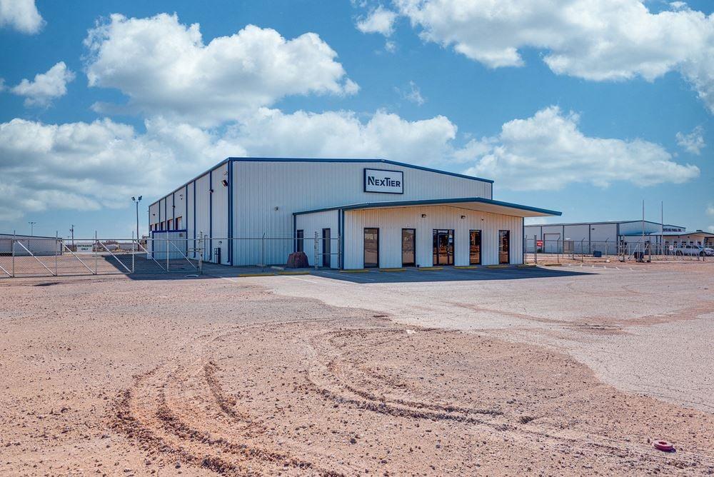 Crane Served 5-Bay Shop W/ Wash-Bay