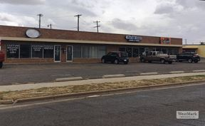 34th Street Frontage - Lubbock