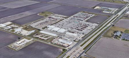 Bank Owned | Crane Served Industrial Complex - Robstown/Corpus Christi