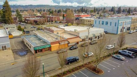 Mixed-Use Investment w/ Development Potential - Puyallup