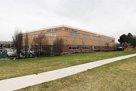 Atherton Tech Office - Taylorsville