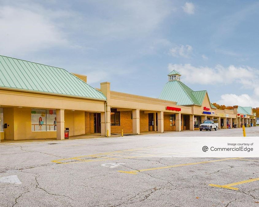 Snowville Shopping Center