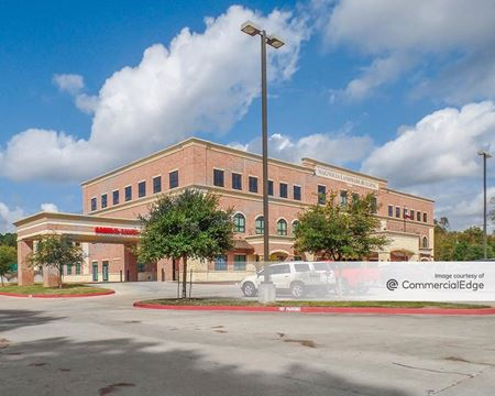 Magnolia Landmark Building - Magnolia