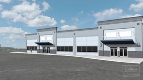 50,500 SF Office/Warehouse Delivering Spring 2021