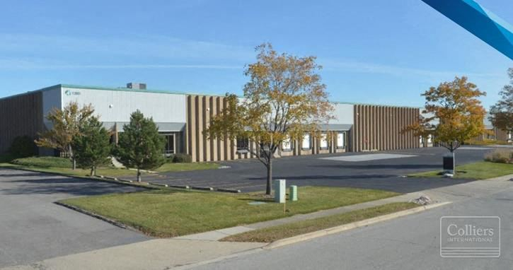 87,600 SF Available for Sublease in Elk Grove