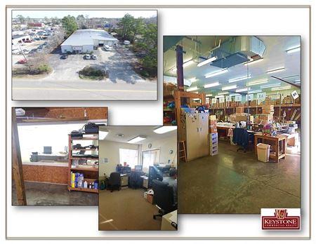 Bargain Beachwear Warehouse- 15,000 SF- Office 2,000SF - Myrtle Beach