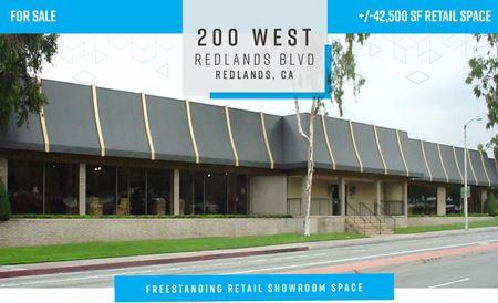 200 W Redlands Blvd - Redlands - Redlands