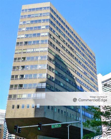 Fiduciary Trust Building - Boston