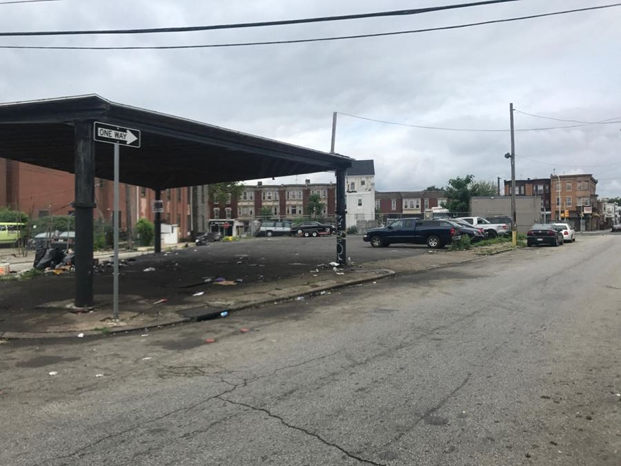 Industrial Warehouse for Lease on Germantown Ave