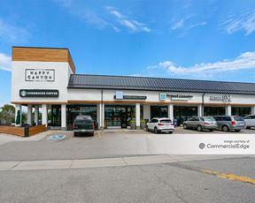 Happy Canyon Shopping Center