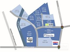 For Sale   ±28.51 AC - Tomball Business & Technology Park - Tomball