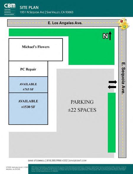 Sequoia Plaza - Simi Valley