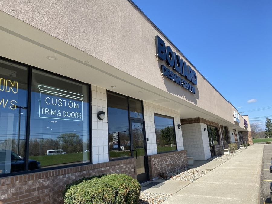 Retail Commercial for Lease in Ann Arbor