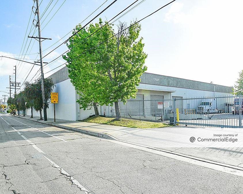17601 South Figueroa Street