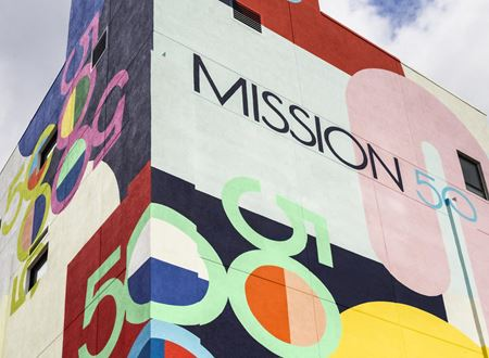 Mission 50 Workspaces - Hoboken