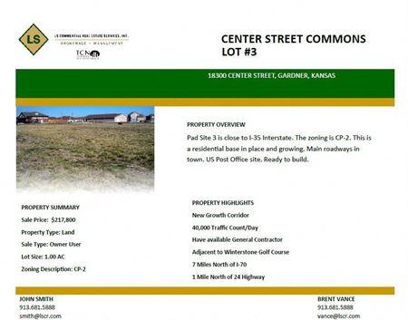 Center Street Commons - Gardner