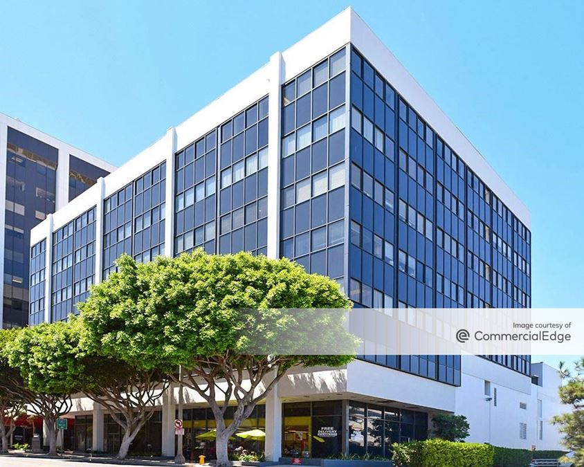 The Medical Centre of Santa Monica - 2021 Santa Monica Blvd