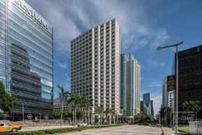 801 Brickell | Redefining the Brickell Office Experience