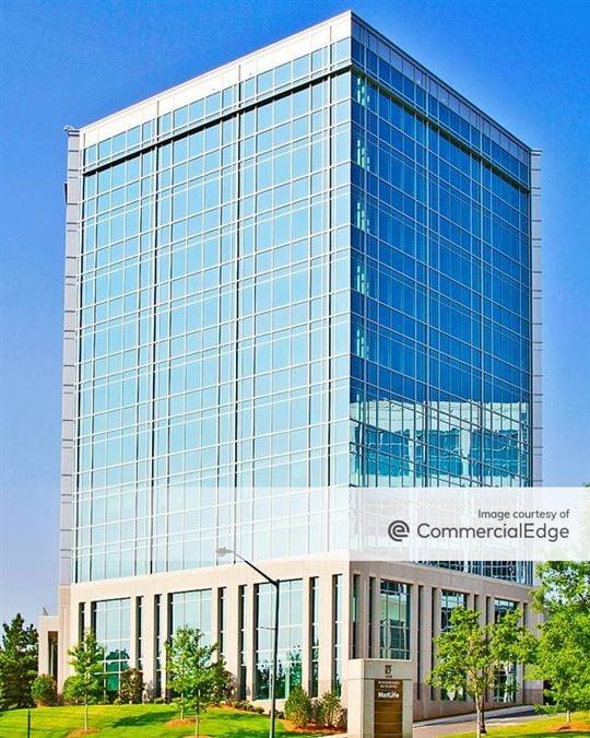 Ballantyne Corporate Park - Woodward Building