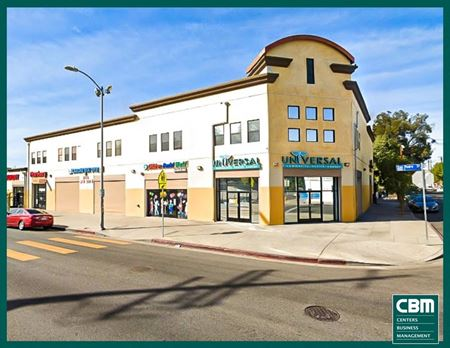 2801-2825 S San Pedro St - Los Angeles