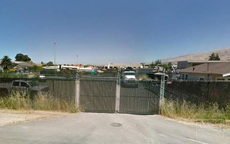 LAND  FOR LEASE - Milpitas