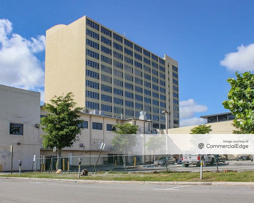 Broward International Commerce Center