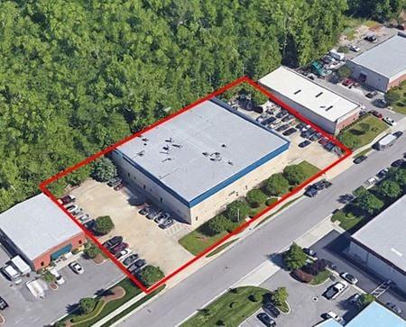 Office/Warehouse in Rosemont Commerce Park - Virginia Beach