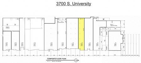 3500 S University Retail Center - Little Rock