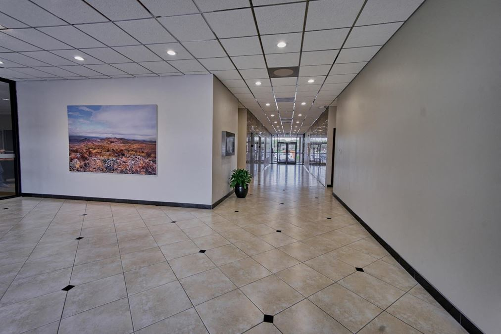 Bank of Texas Building