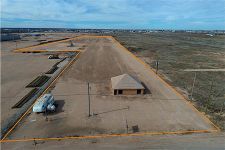 ± 11 Acres   2624 South Crane Avenue   Odessa, TX - Odessa