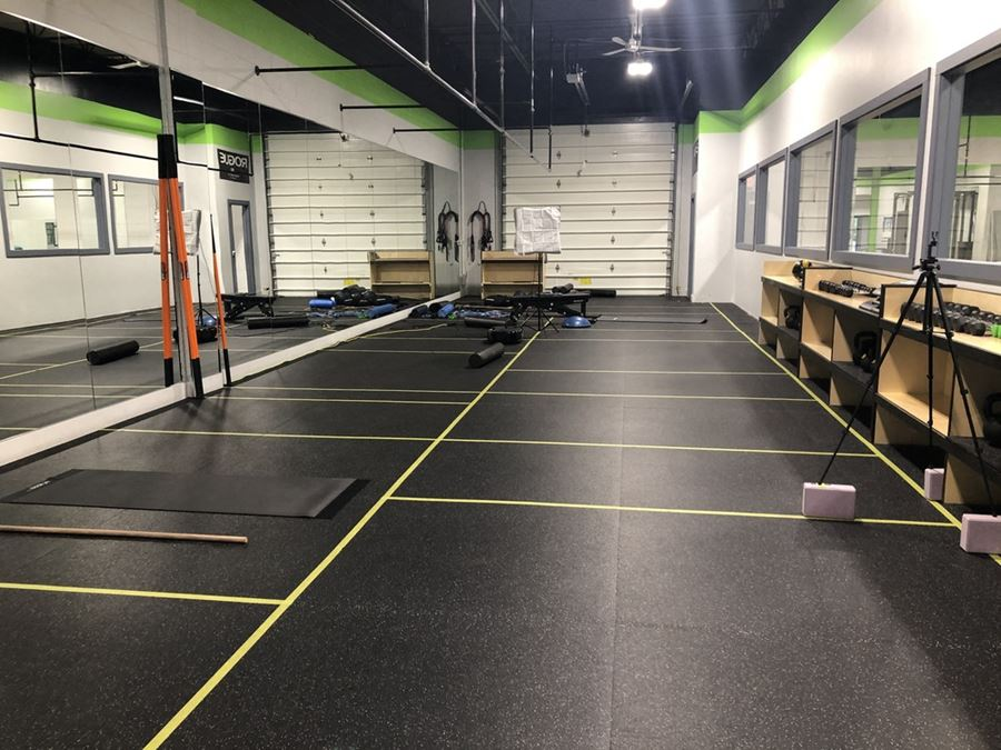 Ann Arbor Flex Space for Lease