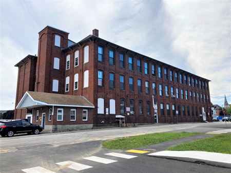 For Lease - Manufacturing/Flex Space - Biddeford