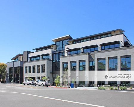 506-556 Santa Cruz Avenue - Menlo Park