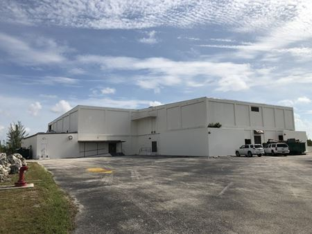 48k SF Building on Card Sound Rd - Homestead