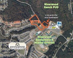 8 Acres Riverwood Land - Clayton