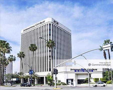 International City Bank Building - Long Beach